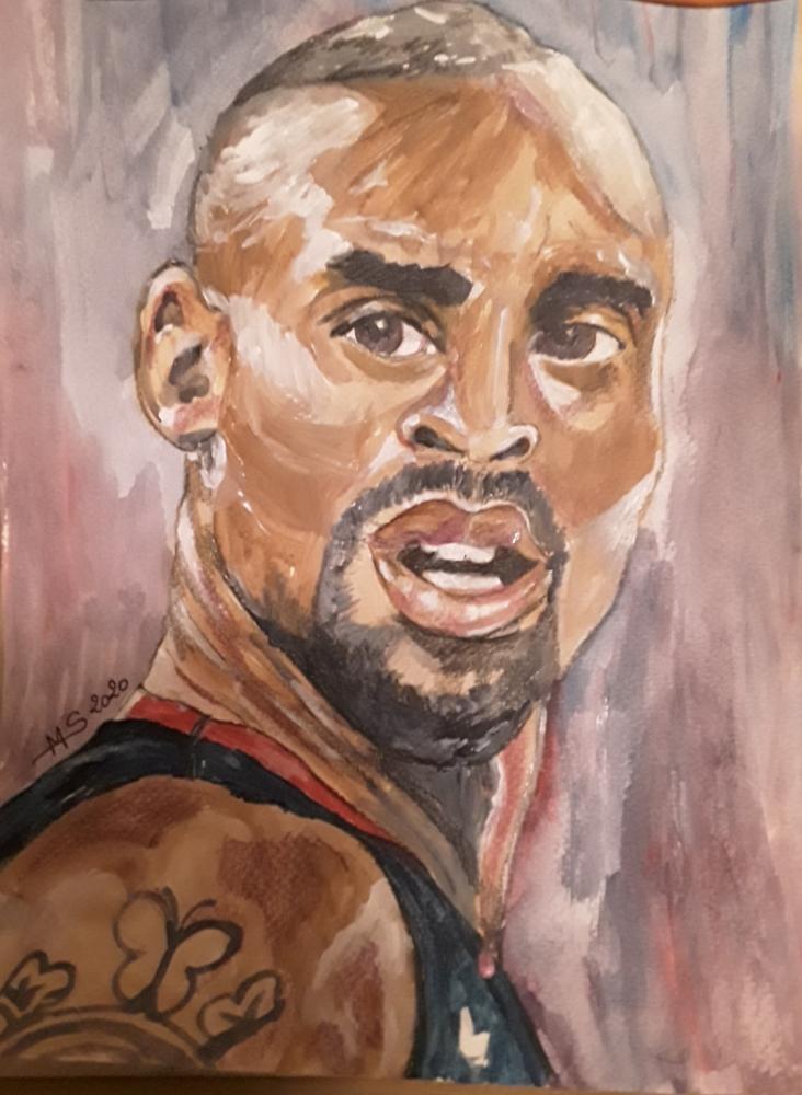 Kobe Bryant by noisette